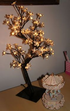luminária Árvore Luz, Goostei c.