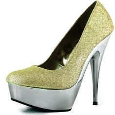 Save 10% + Free Shipping Offer * | Coupon Code: Pinterest10 Material: Glitter Material.Approx 5.5 inches Stiletto, 1.5 inch Tribute PlatformTrue to size, Round toe Platform PumpsProduct Code: Hugo-13E Silver Color Women's Fahrenheit Hugo-13E Gold Glitter Platform Pumps