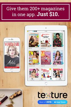 They�ll get unlimited reading on a Best of App Store app. You�ll score a nice price.