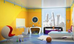 Alice Room - 3D Interior Design 2