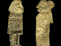 """Treasure trove reveals Iron Age town.  """"Västra Vång in Blekinge is now a sleepy rural community on Sweden's southern Baltic coast. It has never been mentioned in ancient or medieval writings. So why are gold figurines and bronze busts turning up there?"""""""