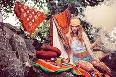 Hannah | Gypsy on Behance