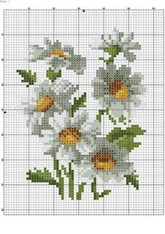 This Pin was discovered by Deb Cross Stitch Needles, Cross Stitch Bird, Cross Stitch Flowers, Counted Cross Stitch Patterns, Cross Stitch Charts, Cross Stitch Designs, Cross Stitching, Cross Stitch Embroidery, Hand Embroidery