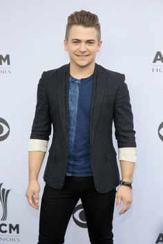 Hunter Hayes Photos Photos - 11th Annual ACM Honors - Red Carpet - Zimbio