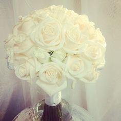 Morsiuskimppu#romatic#wedding#häät#kimppu#ruusukimppu#kukkakauppa#kukkakauppamadonna#madonnankukat_com#Kruununhaka#Helsinki#Espoo#Vantaa#