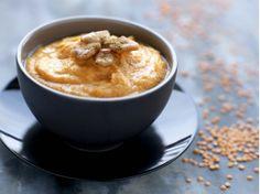 Chicken, lentils, pumpkin & cumin
