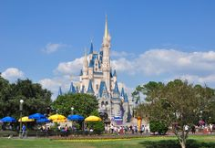 Walt Disney World, Florida <3
