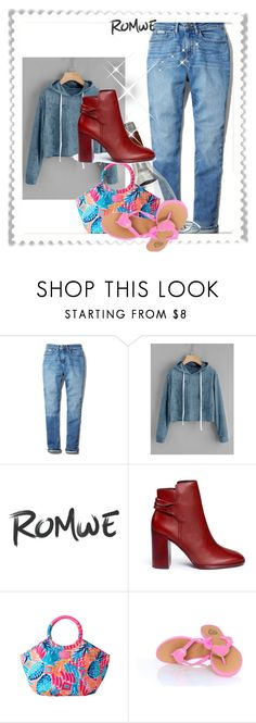 """""""Fashion on my mind :)"""" by anamary-cxli ❤ liked on Polyvore featuring Calvin Klein, Mercedes Castillo and Lilly Pulitzer"""