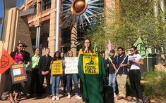 Activists cite rising heat deaths, pollution, fires in asking Phoenix to declare climate emergency Arizona State University, Climate Action, Activists, Rocky Mountains, Vulnerability, Climate Change, Phoenix, Death