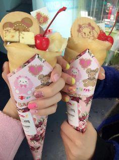 #japan #crepes #japanese_food