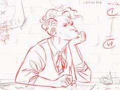 Joker expressive face animation by Amanda J. Holm amandajespersenho… ) ) Joker expressive face animation by Amanda J. Animation Reference, Drawing Reference, Best Animation, Love Drawings, Art Drawings, Pencil Test, Animation Tutorial, Illustration, Wow Art