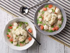 Chicken and Dumplings Recipe : Rachael Ray : Food Network - FoodNetwork.com