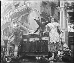 Colección de fotografías sobre la ciudad de Valencia (1914 a 1930). Fotografía de Francisco Roglá López (1894-1936).  Donación Familia Roglá