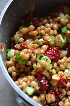 Wheatberry Salad | Amy's Kitchen Table