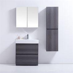 Golden Elite Brunswick 30-in Bathroom Vanity Set