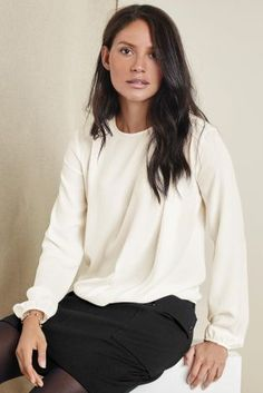 Buy Draped Blouse online today at Next: Israel