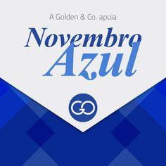 Nós apoiamos o Novembro Azul!