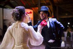 dança dos noivos diferente - coreografia típica gaúcha no dia do casamento