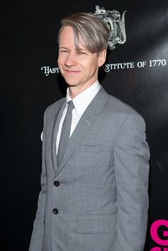John Cameron Mitchell Photos - Co-author John Cameron Mitchell attends the Broadway opening night of 'Hedwig And The Angry Inch' at the Belasco Theatre on April 2014 in New York City. - 'Hedwig and the Angry Inch' Opening Night John Cameron Mitchell, Hedwig, Opening Night, Yuri On Ice, Musical Theatre, Haikyuu, Otaku, Musicals, 21st
