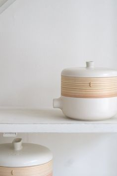 Modern Steamer - Personal - If you aspire to a cooking style that focuses on clean eating, simple and direct flavors, and ingredients bright with vitality - a good steamer is indispensable.  - at QUITOKEETO.com