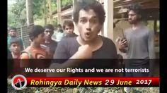 Rohingya Daily News Today 29 June 2017 أخبار أراكان اليوم _ باللغة #الرو...