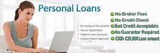 Bad credit loans no guarantor #money #finance #loans