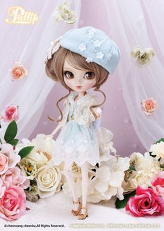 Groove Pullip - CASSIE Complete Doll #Groove