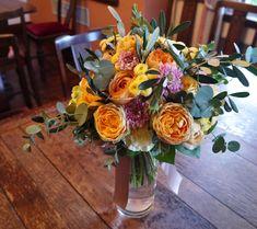 #novarese#vressetrose #wedding  #orange#bouque#natural#Flower #Bridal#james-tei#ジェームス邸#ノバレーゼ#ブレスエットロゼ #ウエディング  #イエロー# ブーケ #クラッチブーケ#ダリア#ブライダル#結婚式