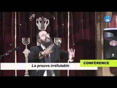 Conférence du Rav Yehia Benchetrit: la preuve irréfutable de HAUTE FOLIE...