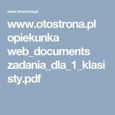 www.otostrona.pl opiekunka web_documents zadania_dla_1_klasisty.pdf