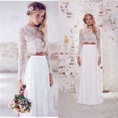 best bohemian wedding dresses - Google Search