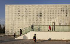 Family Box @ Beijing, China, 2011 by Crossboundaries Architects