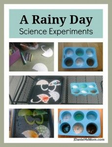 Science for a Rainy Day