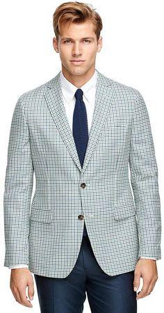 Fitzgerald Fit Check Sport Coat