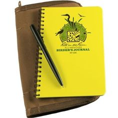 Amazon.com: Rite in the Rain Birders Field Journal Kit All Weather: Sports & Outdoors
