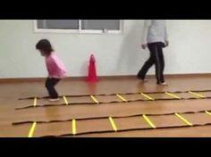 SPORAMCA Özel Çocuklar Ve Okulöncesi Spor (EL GÖZ KOORDİNASYONU) - YouTube