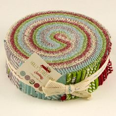 HOLLYS TREE FARM by SWEETWATER for MODA fabrics, (retail price $29.99, my price $26.99)  Each HONEYBUN- 40 pieces, 1.5…