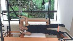 "61 Likes, 2 Comments - André Mazpã (@andremazpa_pilates) on Instagram: ""Fortalecimento de bíceps, grande dorsal, deltóide e adutores. A utilização do Magic Circle…"""