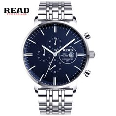 >> Click to Buy << READ watches Mens Watch Chronograph Mens Fashion multifunctional quartz watch R7006 #Affiliate