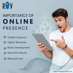 Ranolia Ventures premium digital services help you establish your brand online in an effective way.  A strong digital presence ensures a wider reach to a larger circle of consumers with higher revenues and reduced costs. For more details, click on the Image. . . #ranoliaventures #digitalmarketing #internet #internetmarketing #premium #services #brand #awareness #online #digitalpresence #digital #consumer #revenue #cost #gurugram #delhi #india Delhi India, Web Development, Internet Marketing, Digital Marketing, Larger, Strong, Image, Goa India, Online Marketing