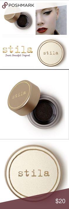 Stila Cushion Black Liquid Eyeliner Brand new in Box, 100% Authentic Stila Makeup Eyeliner