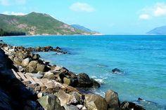 Très belle plage à Con Dao