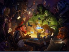 WOW - Hearthstone Battle of Heroes by LD Austin