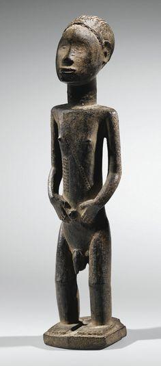 Statue, Tabwa, République Démocratique du Congo | lot | Sotheby's