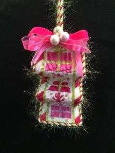 Candy Ribbon ornament
