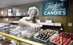 Fitzkee's Candies in York Township, in this YDR file photo from 2005
