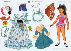 Barbie, Art Rules, Ny Ny, Dress Up Dolls, Vintage Paper Dolls, Just Girl Things, Retro, Origami, Disney Characters