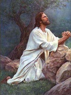 La oración en la agonía de Getsemaní