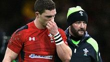 Rugby World Cup 2015 - George North Knocked out twice against England - HQ-Video