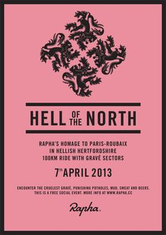 Rapha HELL OF THE NORTH